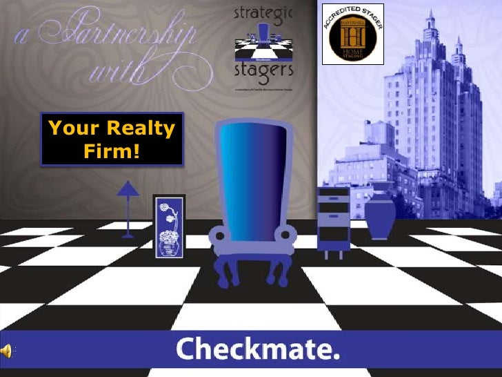 Strategic Stagers Realtor Presentation