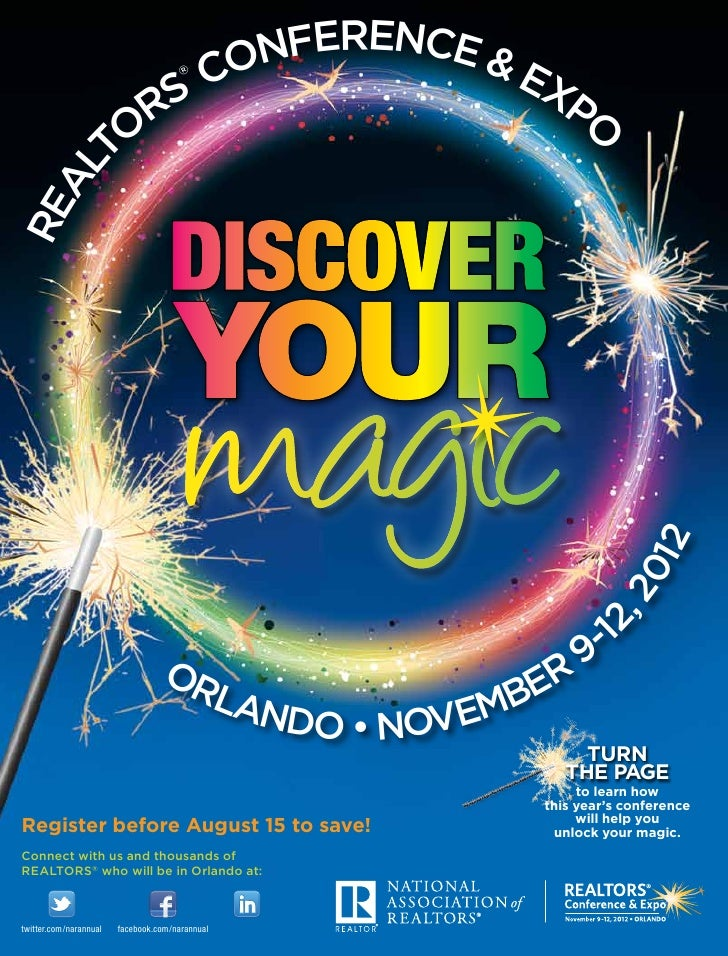 REALTORS® Conference & Expo @ Orlando Florida