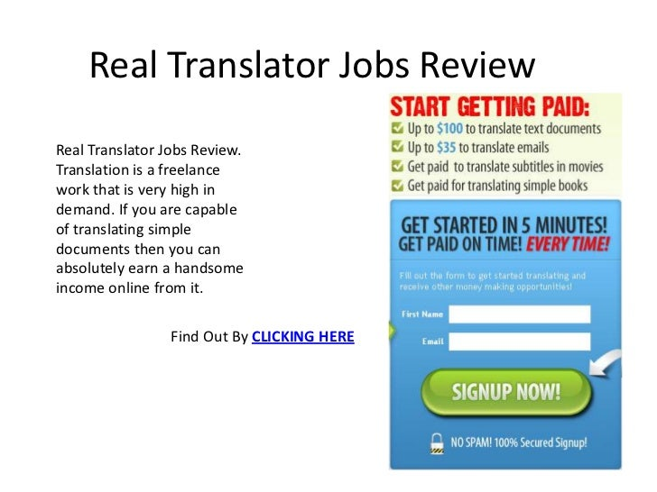 Real Translator Jobs ReviewReal Translator Jobs Review.Translation is a freelancework that is very high indemand. If you a...