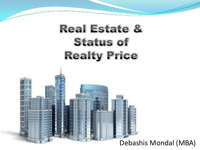 Realty prices