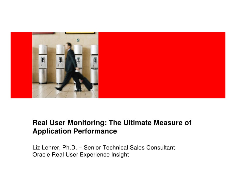 Real User Experience Insight External