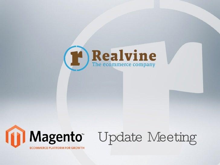Update Meeting