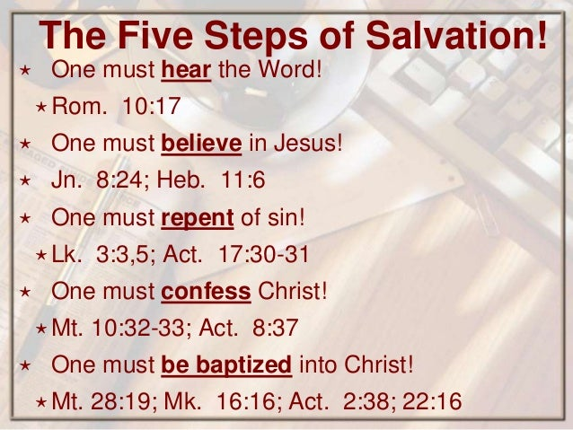 know how to get salvation Read about how do i know i'm really saved - repentance, faith, and salvation grow in your understanding of christianity and faith.