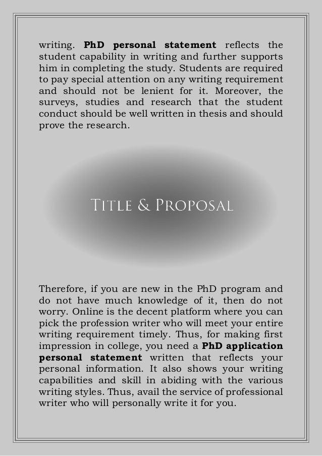 Professional phd