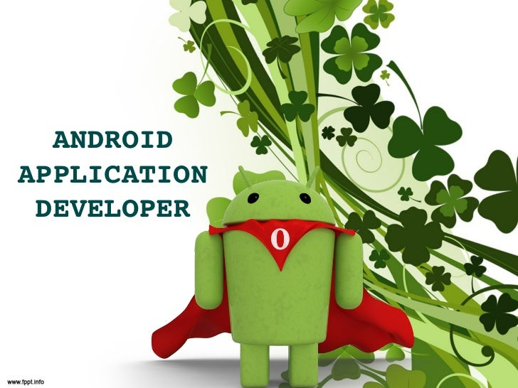 Reasons why application developers prefer android over i phone