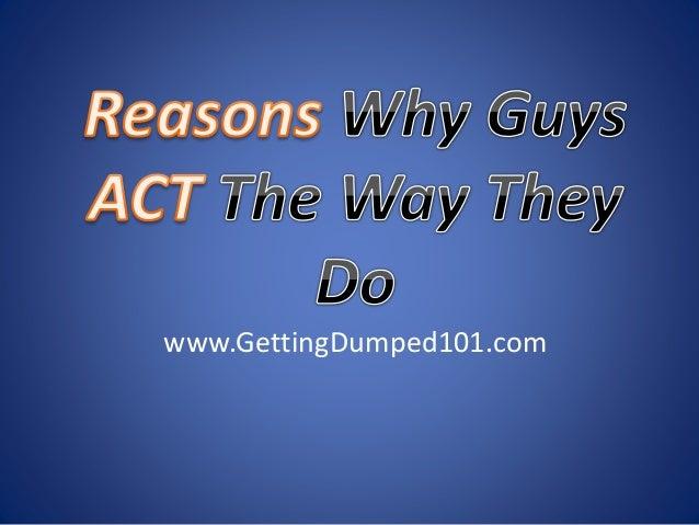 www.GettingDumped101.com