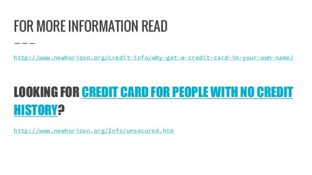 How to Obtain an Unsecured Credit Card
