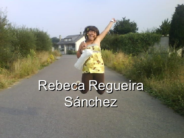 Rebeca 4ºA