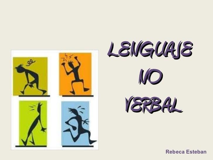 Lenguaje no Verbal : Colores