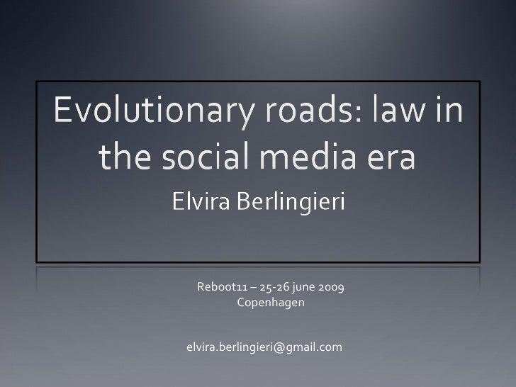 [email_address] Reboot11 – 25-26 june 2009 Copenhagen