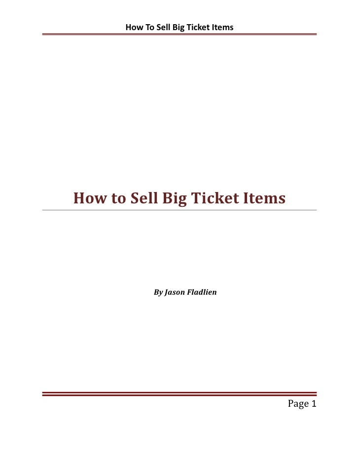 Rebrand sell-big-ticket-items