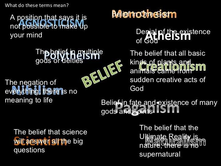 7 Dimensions of Religion