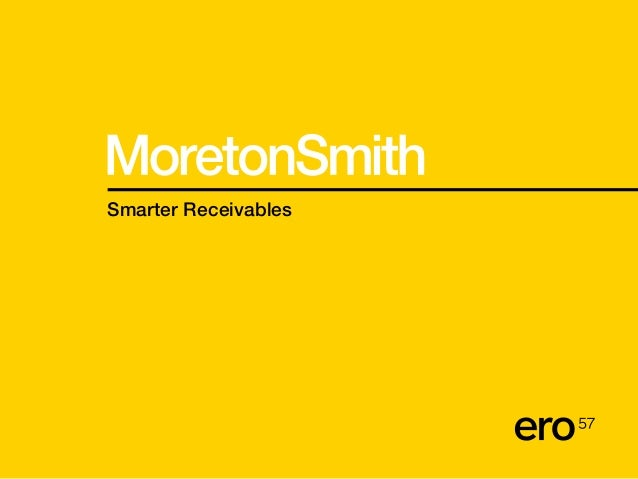 MoretonSmith Receivables Management Intro