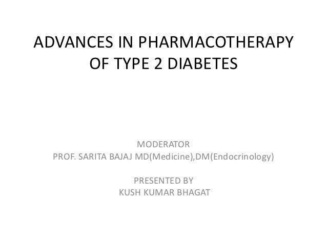 Recent advances in management of diabetes