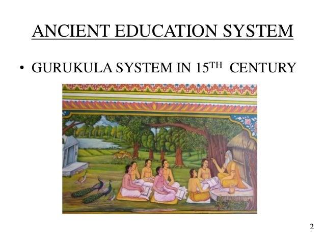 essays gurukul system of education