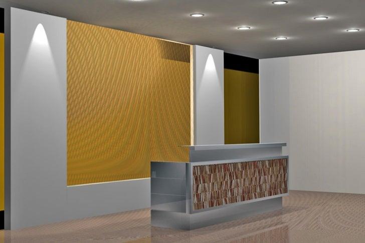 Reception Desk Concept