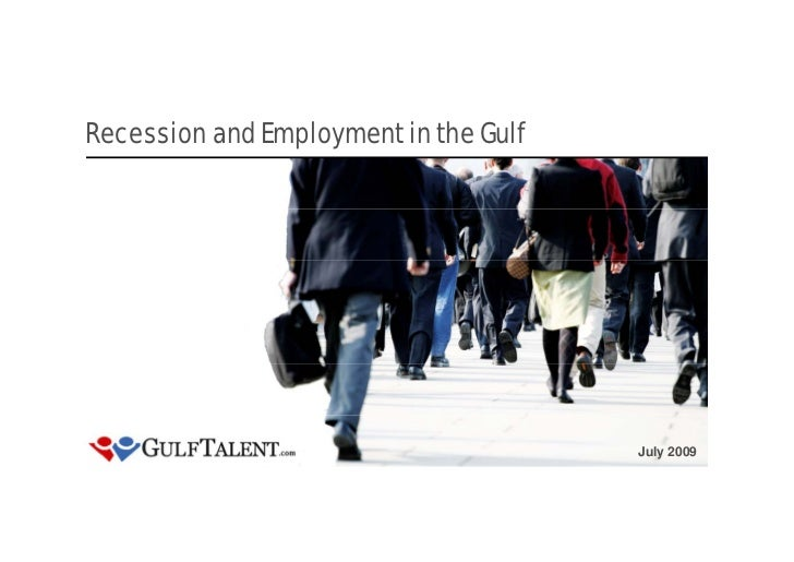 Recession And Employment In The Gulf (BAYT.COM & YOUGOV SERVEY REPORT)
