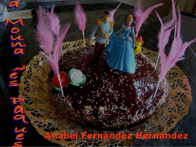 Recette Gâteau de Pâques de Anabel