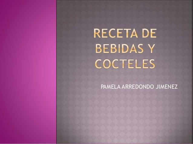 PAMELA ARREDONDO JIMENEZ