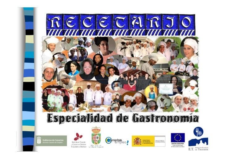 PRÓLOGO         Gastrónomos Rurales de Tegueste, los cocineros del paisajeEn el Ayuntamiento de Tegueste, a través de su A...