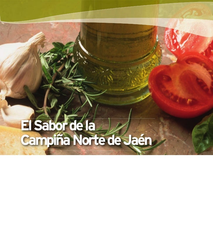 El Sabor de laCampiña Norte de Jaén