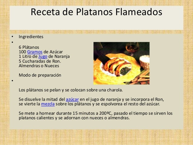 Recetas de cocina for Cocinar con 5 ingredientes