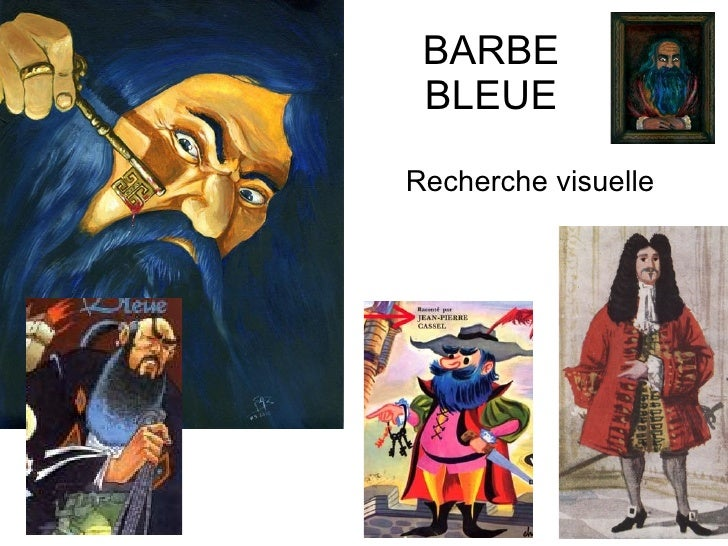 BARBE BLEUERecherche visuelle