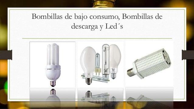Reciclaje de bombillas Bombillas de bajo consumo