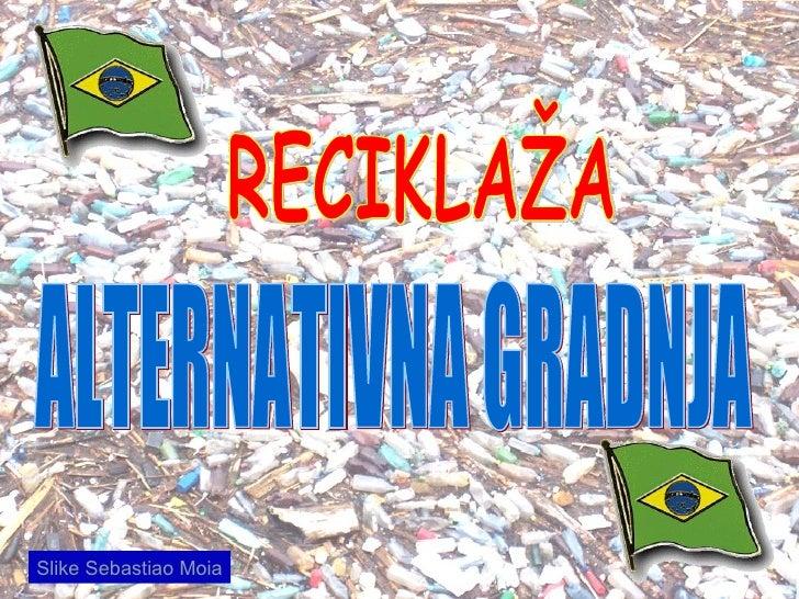 Reciklaza u Brazilu