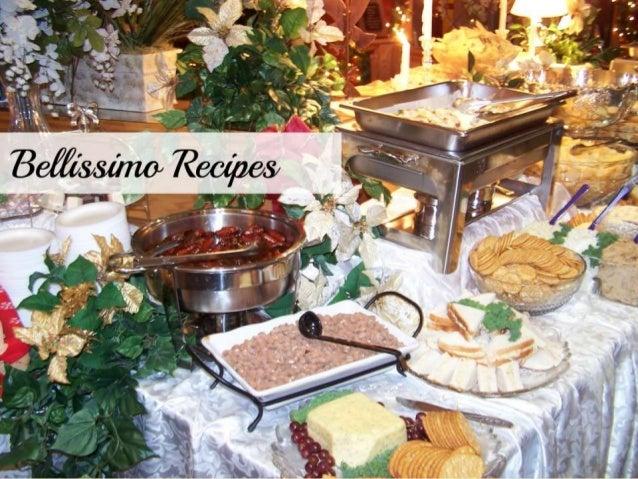 Bellissimo Recipes