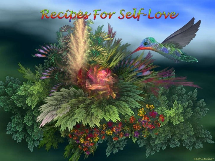 Recipes For Self-Love<br />
