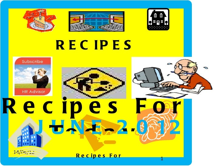 Recipes for today office suite x