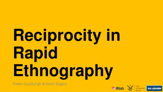 ethnography thesis