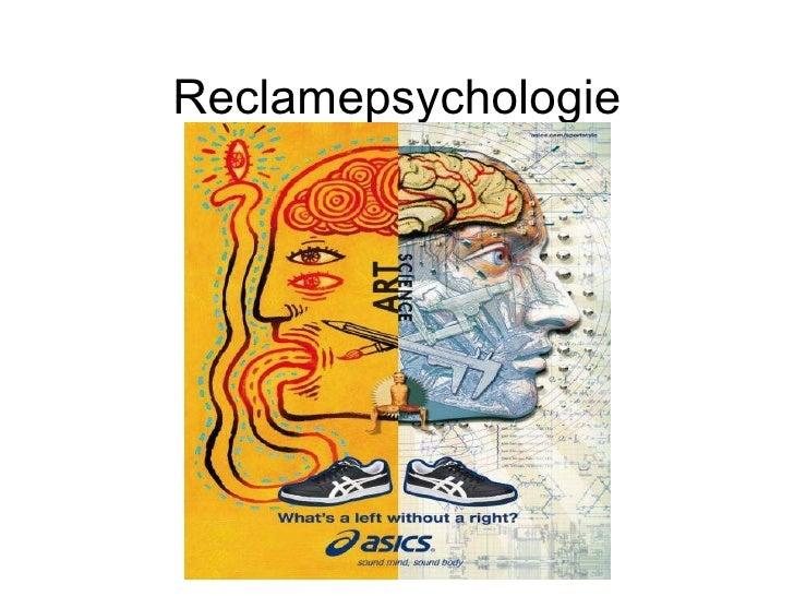 Reclamepsychologie