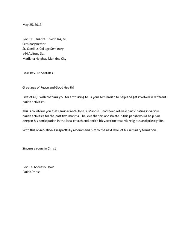 Recommendation Letter Format For Salary Increment Recommendation – Salary Increase Recommendation Letter