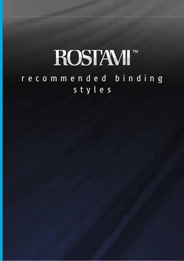 recommended-binding-styles