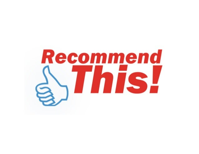 Are you customers recommending you?