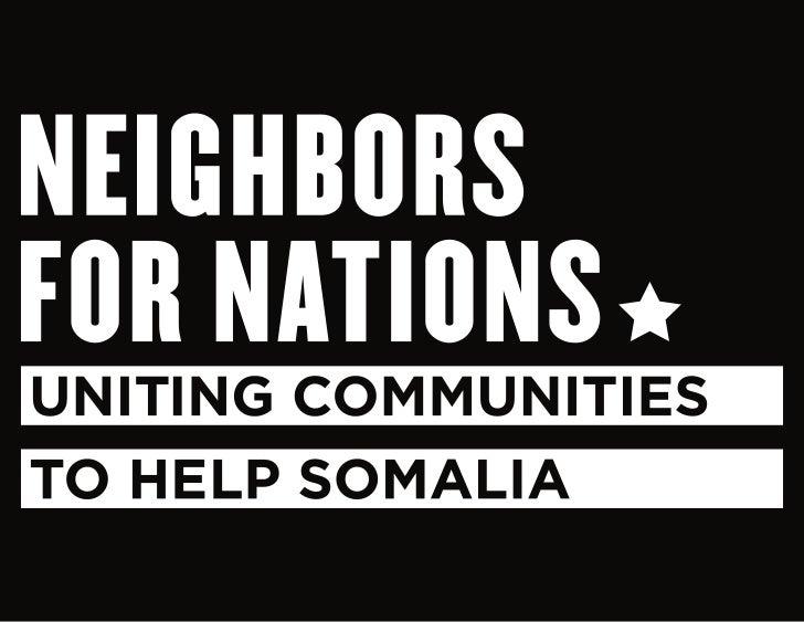 Neighbors for Nations