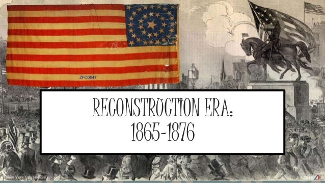 reconstruction policies Get an answer for 'what were the goals of reconstruction following the civil warwere these goals acomplished' and find homework help for other history questions at enotes.