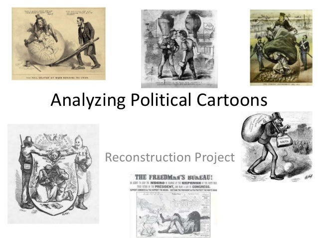 Analyzing Political Cartoons Reconstruction Project