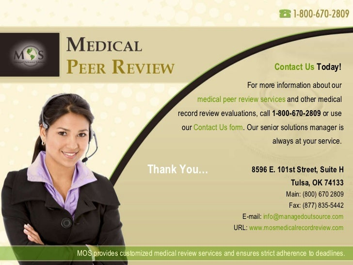 Medical Chart Review Medical Record Review