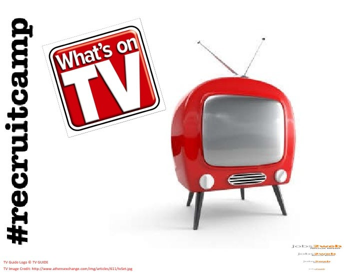 TV Image Credit: http://www.athensexchange.com/img/articles/611/tvSet.jpg TV Guide Logo © TV GUIDE
