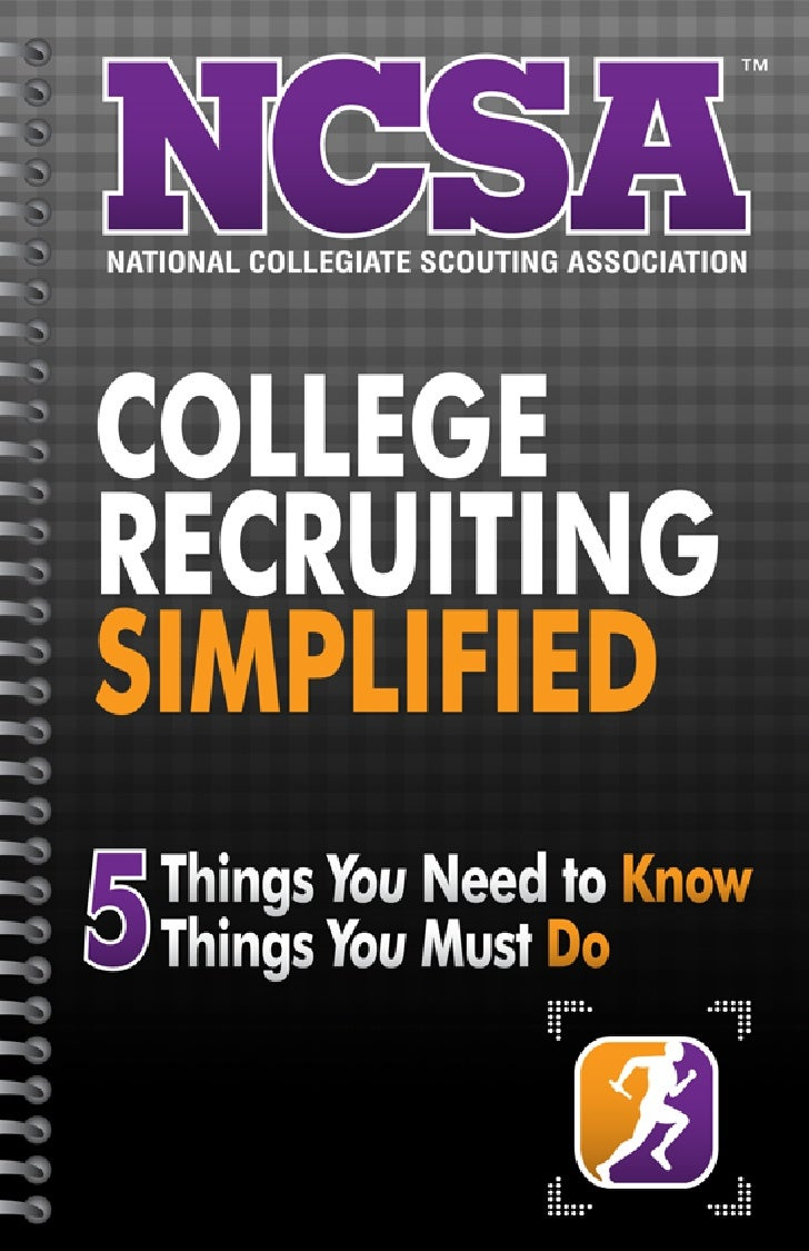 College Recruiting Simplified Guidebook