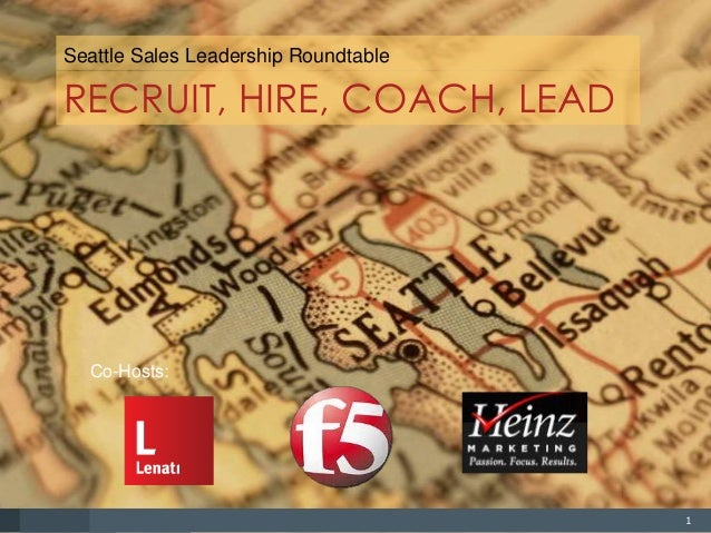 Recruiting coaching best practices 112013