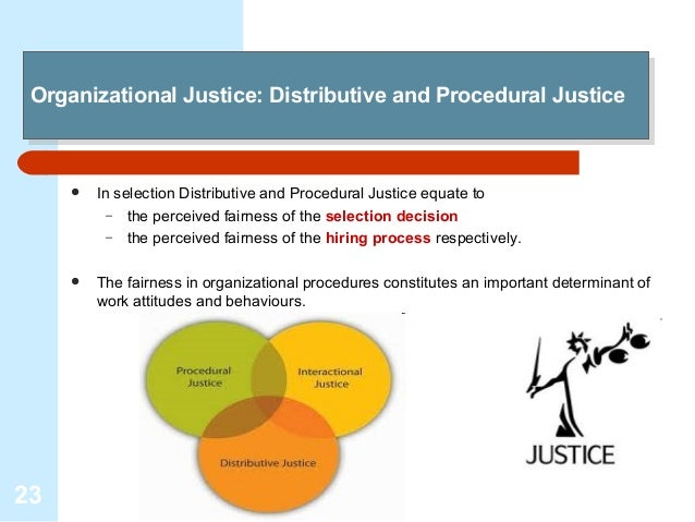what is distributive justice