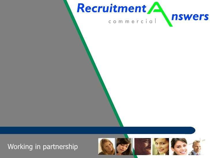 Recruitment Answers Commercial Presentation2