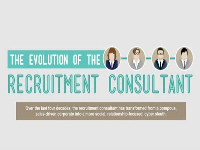 Getting Help From Recruitment consultant