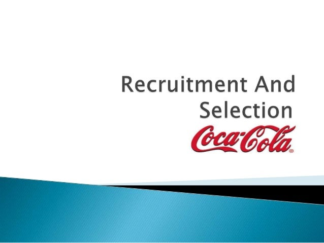 recruitment and selection 3 essay This is not an example of the work written by our professional essay writers   recruitment is an organisational function that precedes the selection  3  process analysis: the recruitment process should be flexible, adaptive and  responsive.