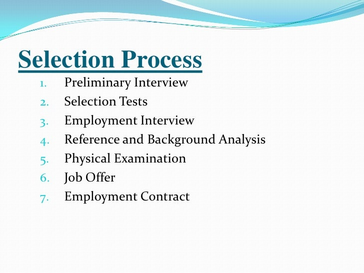 recruitment and selection process of green Ethics in recruitment and selection  crucial that the professional involved in the selection process is cognisant of the ethics governing  hr goes green hr.