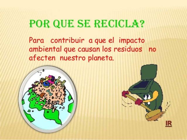 Recurso educativo aprende a reciclar - Como reciclar correctamente ...